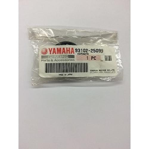 Сальник рулевого вала Yamaha Grizzly, Wolverine, Kodiak, Raptor 93102-25099-00